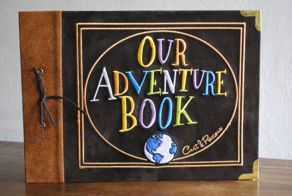 Our Adventure Book Images